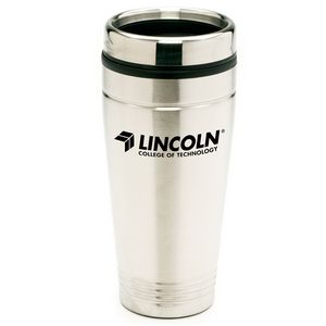 16 Oz. The Roadster Stainless Steel Tumbler