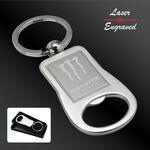 Custom Bottle Opener Keytag