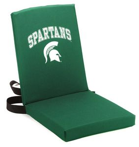 Supreme Comfort Folding Stadium Cushion w/ Strap - USA Made!