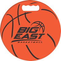 Basketball Shaped Foam Bleacher Cushion - USA Made!