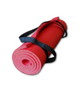 Yoga & Fitness Exercise Mat 3/8- USA Made!