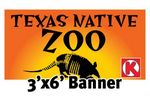 Custom Full Color Banner 3'x6' - Vinyl