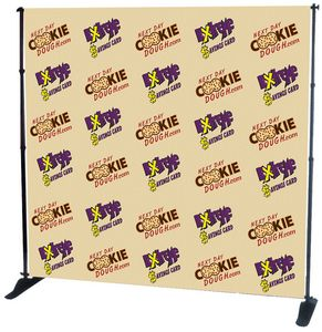 8x8 Vinyl Banner for Pegasus Stand - Banner Only