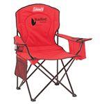 Custom Coleman Cooler Quad Chair
