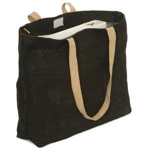 0192cfa370 Blank Jute Tote Bag (17.75