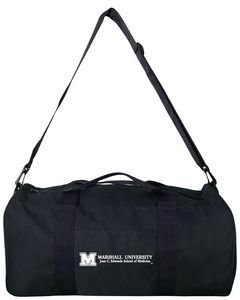 Polyester Roll Bag with Front Pocket - 1 Color (18x10x10)