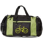 Custom Textured Duffle Bag