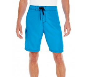 14ee1121a5 Men's Burnside® Solid Board Shorts - 9301 - IdeaStage Promotional Products