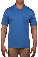 Men's Gildan® DryBlend® Jersey Sport Shirt w/ Pocket