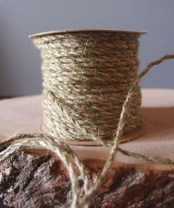 Promotional Product - Moss Green Jute Cord