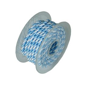 Promotional Product - Light Blue & White Rope