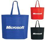 Custom Non-Woven Economic Tote Bag