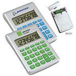 Custom Water-Powered Hand-held Calculator