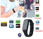 Custom iBank(R) 8GB Spy Sports Camera Wristband
