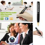 Custom iBank(R) Digital Video Recorder Pen/ USB Drive/ MP3 Player with 8GB Memory