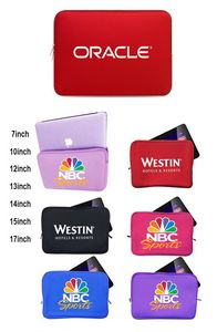 iBank(R) Neoprene Sleeve Zippered Case for 14 Laptop Notebook Tablet