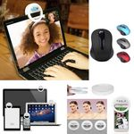 iBank(R) Selfie Ring Light + Wireless Mouse