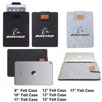 "iBank(R) 8"" Felt Sleeve Case for Laptop Tablet"
