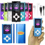 iBank(R) MP3/MP4 Video Music Player with 16G Memory / Voice Recorder