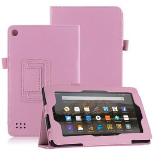 save off 0ea66 994ee iBank® Leatherette Case for Kindle Fire HD 10