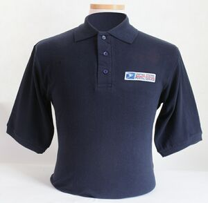 Mail Handlers Polo Shirt W Usps Logo 150 Ideastage Promotional