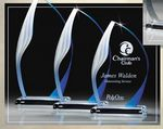 Custom Indigo Impressions Acrylic Award (medium)