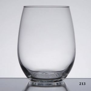 15 oz Stemless White Wine