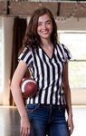 Custom Juniors Referee V-Neck