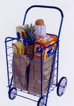 Custom Large Metal Shopping Cart