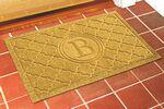 Custom 3'x5' Bombay Indoor / Outdoor Letter Mat