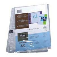 Non-Glare 10 Pack Sheet Protectors