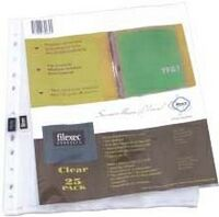 Clear 25 Pack Sheet Protectors