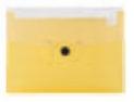 Custom Lemon Yellow Top/Bottom Expanding File