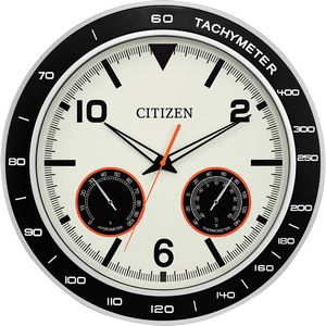 Citizen Water Resistant Clock With Ihygrometer Thermometer And