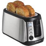 Hamilton Beach Keep Warm 4-Slice Long Slot Toaster