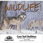 Custom 2019 Wildlife Wall Calendar - Stapled