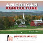 Custom 2020 American Agriculture Wall Calendar - Stapled