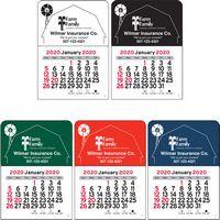 2020 Barn Vinyl Adhesive Mini Stick Calendar