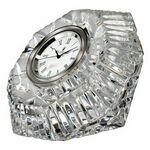 Custom Waterford Crystal Classic Lismore Diamond Clock