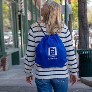 Jumbo Non-Woven Drawstring Backpack
