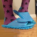 Custom Frizzy Cleaning Slippers