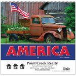 Custom America! Wall Calendar - Spiral - 2021