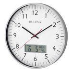Custom Bulova Manager Wall Clock