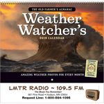 Custom 2019 The Old Farmer's Almanac Weather Watcher's - Spiral