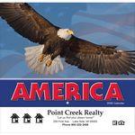Custom 2020 America! Wall Calendar - Stapled