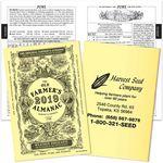 Custom 2019 The Old Farmer's Almanac Booklet