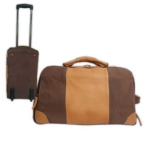 Canyon Outback Stilson Canyon Rolling Duffel Bag - CT308D - IdeaStage  Promotional Products 093013f0abd50