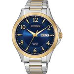 Custom Citizen Men's Quartz Gold-Tone Watch