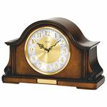 Custom Bulova Chadbourne Mantal Chime Clock