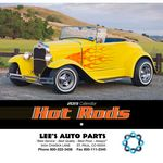 Custom 2019 Hot Rods Wall Calendar - Stapled